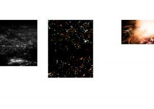 Title: Der Himmel über Jerusalem #6 2014 50x70cm inkjet print, framed