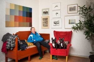 (untitled) Dogs201445x30cmInkjet print, Framed
