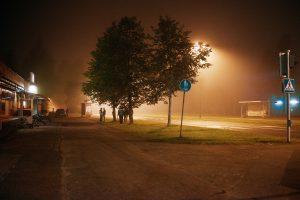 (untitled) Night Fog201460x40cmInkjet print, Framed